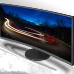 ISE 2017: 34-дюймовый эргономичный монитор NEC с изогнутым экраном