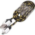 Ritmix представляет новую линейку высококачественных дата-кабелей