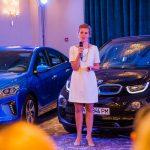 BMW, Renault и Hyundai представили новые электромобили в Украине