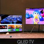 QLED телевизоры Samsung первыми в мире стали поддерживать автокалибровку для HDR