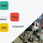 Новые MHD и AHD видеокамеры RCI