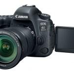 Canon представляет полнокадровую зеркальную камеру — EOS 6D Mark II