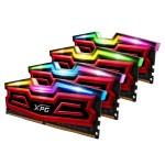 ADATA представляет модуль DDR4-памяти XPG SPECTRIX D40 RGB