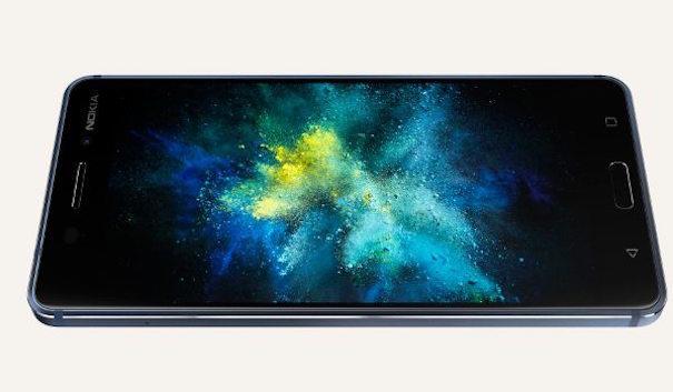 безрамочные смартфоны Nokia 6