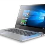 Lenovo Yoga 720-15 с игровой видеокартой представлен в Украине