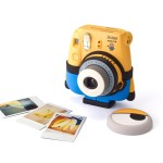 Fujifilm Instax Minion – миникамера моментальной печати в форме Миньона