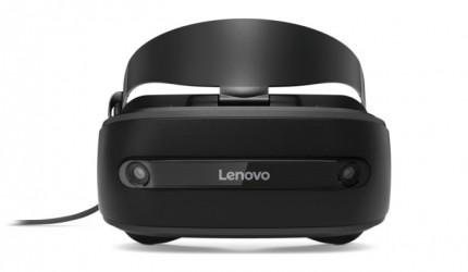 Lenovo Explorer Mixed Reality— очки виртуальной реальности для неменее 100 девайсов
