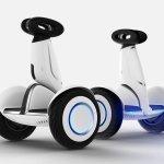 Segway представил гироскутеры miniLITE и miniPLUS
