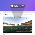 Opera получила подержку видео в формате 360 градусов в шлемах VR