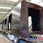 В Китае разработаны вагоны метро из углеродных волокон