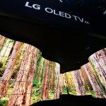 LG создала Большой каньон из 246 выпуклых и изогнутых OLED-дисплеев