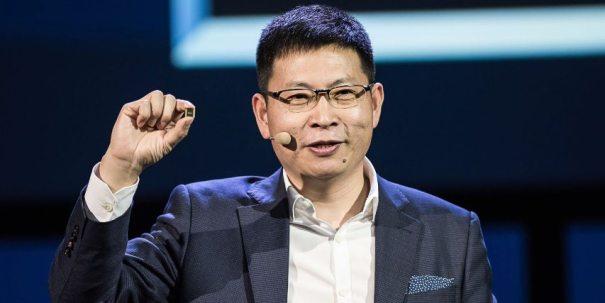 Ричард Ю Huawei