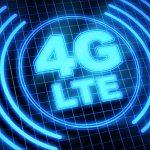 Средняя скорость 4G LTE достигает 50 Мб/с