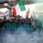 Персонал авиакомпании Alitalia планирует забастовку на 26 февраля