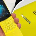 Nokia 8110 – обновленный слайдер с поддержкой 4G