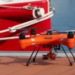 MTI представила Украине экстремальный дрон-амфибию и сверхлегкий электросамокат