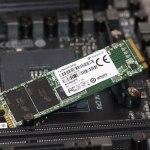 Transcend MTE820 – SSD формата M.2 c отличными скоростями и памятью 3D TLC NAND