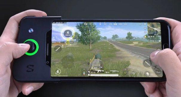 Xiaomi Black Shark игра