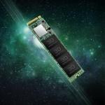 Transcend представляет быстрый твердотельный накопитель MTE110S в форм-факторе M.2 с интерфейсом PCIe NVMe 1.3