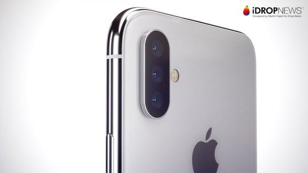 iPhone 2018 с тройной камерой