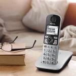 Panasonic KX-TGE510 — DECT-телефон для пожилых людей