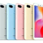 Дешевые смартфоны Xiaomi Redmi 6 и 6A получили полные IPS-экраны и искусственный интеллект