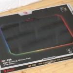 A4Tech MP-60R Bloody – компактный игровой коврик с RGB-подсветкой!