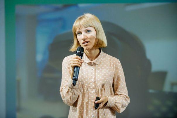 Алена Стулий Sensorama