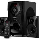 Новая акустическая система 2.1 с прикольным дизайном — SVEN MS-2055