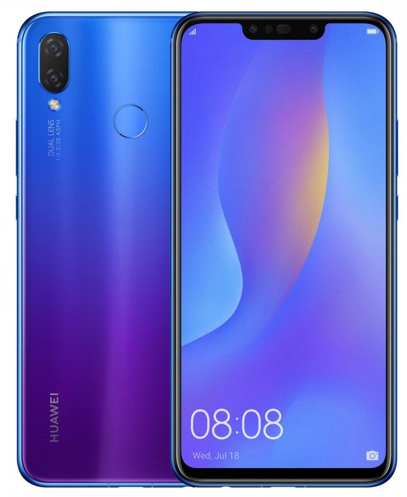 В Украине стартуют продажи смартфона Huawei P smart+  только 17 августа со скидкой  1000 грн. beab72bb348