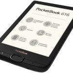 PocketBook Basic 616 – ридер с экраном E Ink Carta и подсветкой