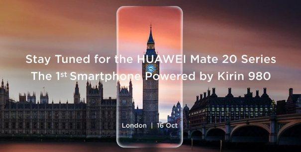 Huawei готовит Mate 20 и Mate 20 Pro