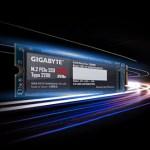 GIGABYTE дополняет продуктовую линейку SSD-накопителей изделиями NVMe M.2