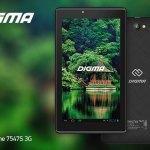DIGMA Plane 7547S 3G — бюджетный 3G-планшет