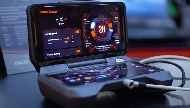 ASUS ROG Phone II будет работать на Snapdragon 855 Plus