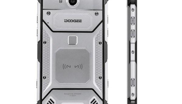 Противоударный DOOGEE S60 Lite с 8-ядерным процессором, батареей 5580 мАч и быстрой зарядкой