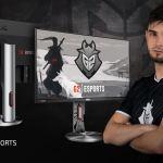 AOC представляет специальный игровой монитор G2590PX/G2, созданный при участии G2 Esports