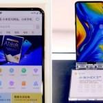 Xiaomi Mi MIX 3: магнитный слайдер работает легко