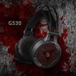 Новая мощная гарнитура Bloody G530