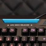 Logitech G910 Orion Spectrum – механическая клавиатура, в которую можно вставить смартфон
