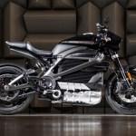 Panasonic Automotive подключит первый электромотоцикл Harley-Davidson LiveWire к Сети
