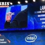 Intel представила 10-нм процессоры Ice Lake и Lakefield, а также новые 14-нм Intel Core