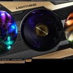MSI представляет видеокарту GeForce RTX 2080 Ti LIGHTNING Z
