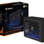 GIGABYTE представляет внешнюю графическую плату AORUS RTX 2070 Gaming Box