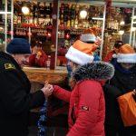 Флешмоб «Передай добро дальше» прошел в День Святого Николая в 4-х городах Украины