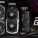 MSI представляет видеокарты серии GeForce GTX 1660 Ti