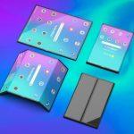 Xiaomi готовит складывающийся смартфон Dual Flex