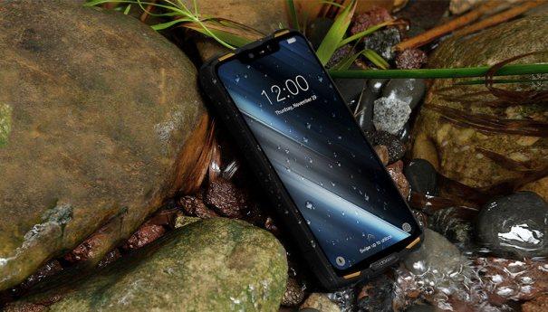 DOOGEE S90 — первый модульный смартфон в противоударном корпусе вышел на рынок