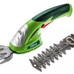 Чем выделяются ножницы для травы зарубежного производителя