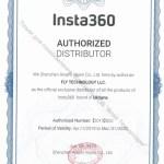 Решения Insta360 – официально эксклюзивно от FlyTechnology